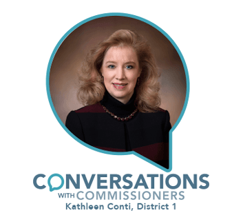 Conversation with Commissioner Conti