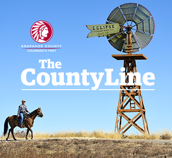 The County Line newsletter logo