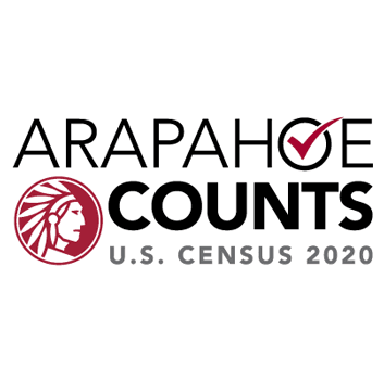 Arapahoe Counts Census logo