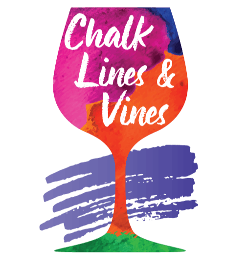 CHALK LINE AND VINES