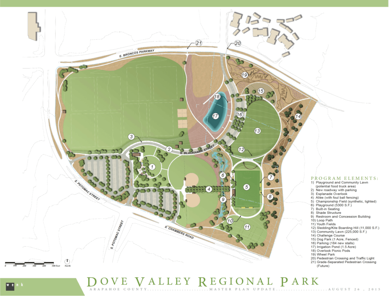 dove valley map