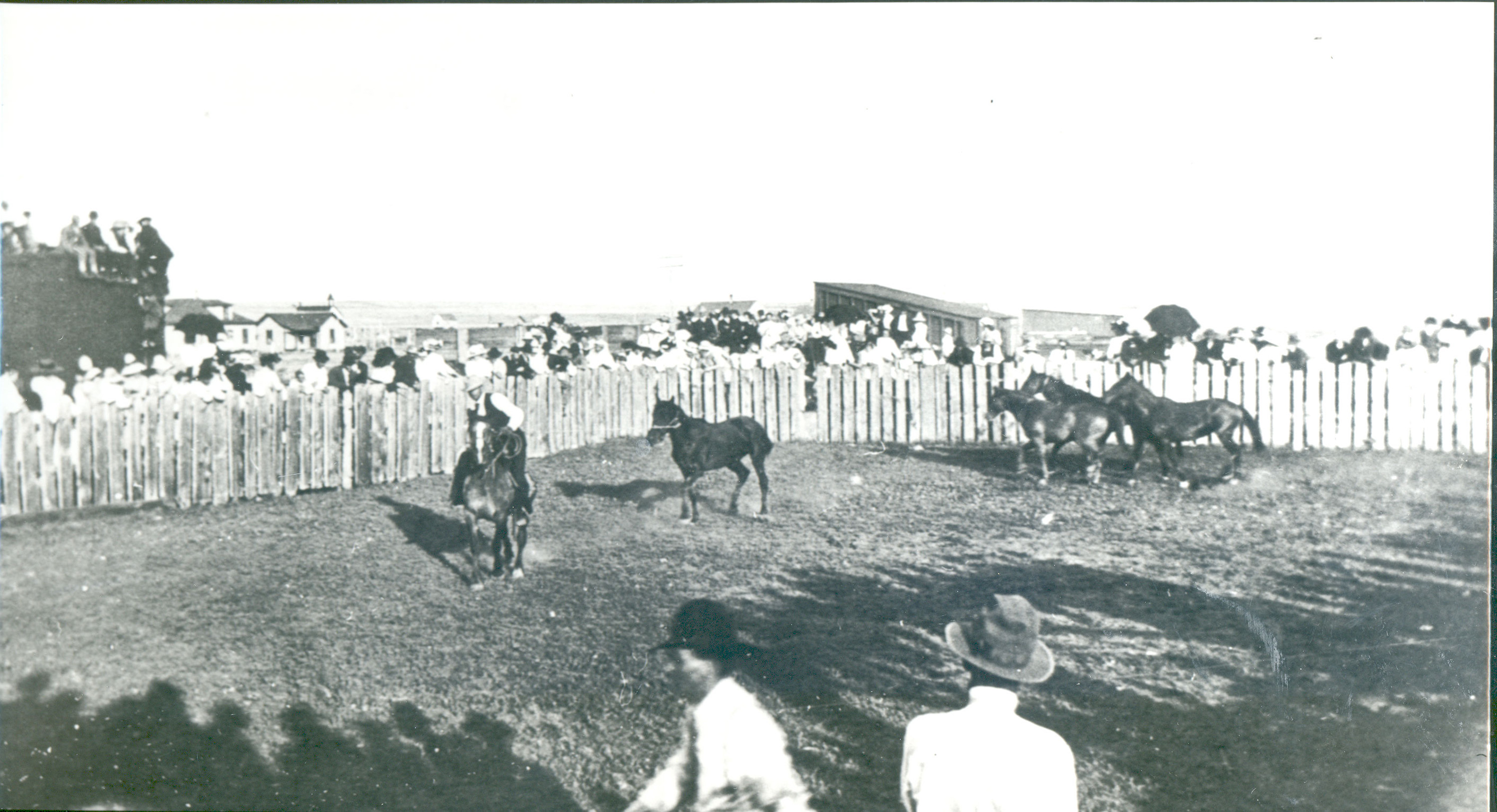 Arapahoe County's First Rodeo in Deertrail